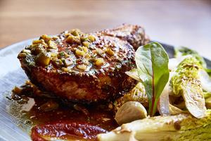 05 Le Tiroir plat viande legume Le Tiroir