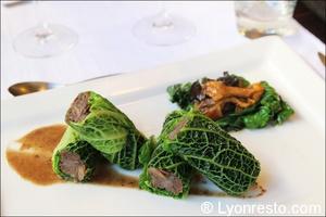 003choux chi restaurant lyon valmy verre et assiette Le Verre et l'assiette