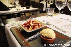 terrine maison verre assiette restaurant lyon Le Verre et l'assiette