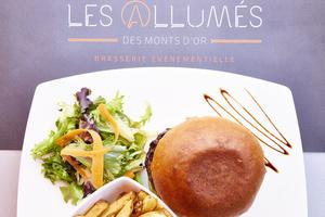 12 Les Allumes des Monts d Or burger Les Allumés des Monts d'Or