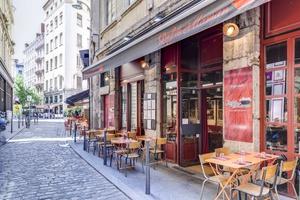 002 les fils a maman Lyon Restaurant terrasse Les Fils à Maman