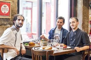 Le restaurant Les Fils à Maman à 69001 Lyon recommandé