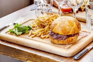 004 les fils a maman Lyon Restaurant burger Les Fils à Maman