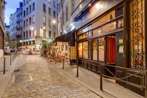 8 rue lyonnaise typique restaurant Lyon Les p tits peres Les p'tits pères