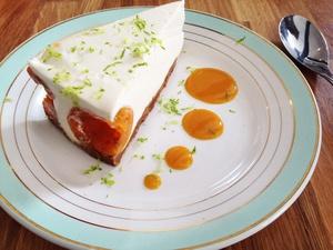 004 Les Raffineuses restaurant Lyon jean mace dessert cheesecake Les Raffineuses