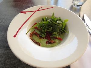 002 Les Saveurs du Bistrot restaurant Lyon entree  Les Saveurs du Bistrot