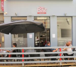 003 Les Saveurs du Bistrot restaurant Lyon terrasse  Les Saveurs du Bistrot