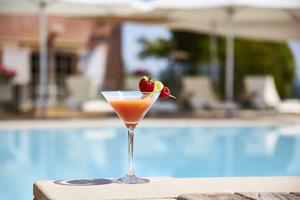 088 cocktail bar les Terrasses de Lyon restaurant gastronomique Villa Florentine Lyon restaurant Les Terrasses de Lyon - Villa Florentine