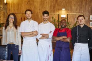Le restaurant Les Voûtes Restaurant Jazz Club à 69300 CALUIRE recommandé