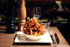 002 frites maison maitre boeuf restaurant lyon Maitre Boeuf