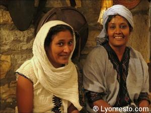 1 messob portrait Messob restaurant Ethiopien