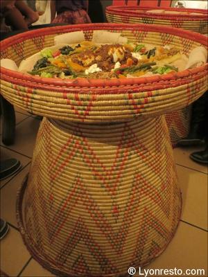 52 messob Messob restaurant Ethiopien