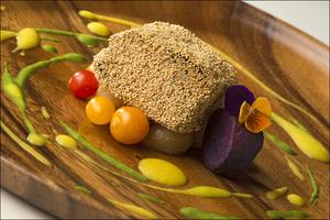 00 plat bonite restaurant lyon franco peruvien gastronomique lyon selection Miraflores