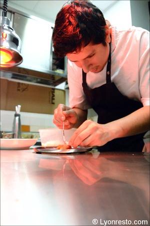 091 chef carlos restaurant lyon franco peruvien gastronomique lyon Miraflores