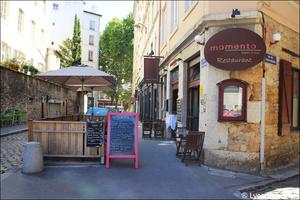 0 terrasse restaurant italien momento sapori e vini lyon Momento Sapori e Vini