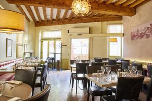 000255 salle Momento Sapori e Vini Lyon restaurant italien Momento Sapori e Vini