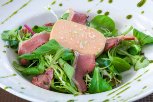 0002 My Soiree restaurant Lyon foie gras lyonresto My Soirée