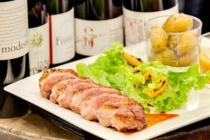 004 restaurant my soiree magret canard Lyon My Soirée