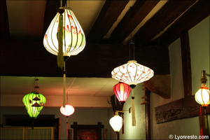 Photo  08-lampes-restaurant-vietnamien-namdo-lyon-selection.jpg Namdo Vieux Lyon