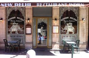 New Delhi exterieur New Delhi