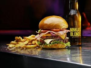 08 burger biere ninkasi snack gerland restaurant lyon selection Ninkasi Gerland