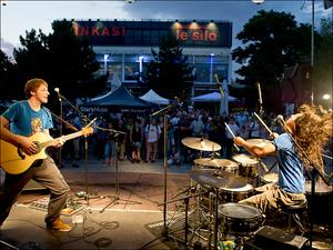 096 concert exterieur ninkasi snack gerland restaurant lyon Ninkasi Gerland