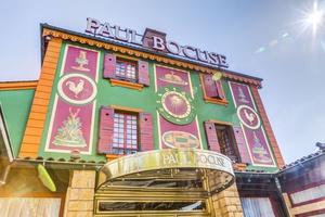 04 l'Auberge paul bocuse selection restaurant gastronomique Lyon Collonges au mont d or Paul Bocuse