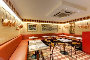 067 Pignol restaurant Lyon traiteur patisserie Pignol - Emile Zola
