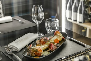 002 Plethore et Balthazar restaurant Lyon rue merciere plat Pléthore et Balthazar