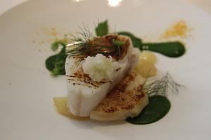 004 restaurant lyon prairial plat  Prairial