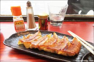 1 gyoza plat restaurant japonais asiatique ramen djizan lyon Ramen Djizan