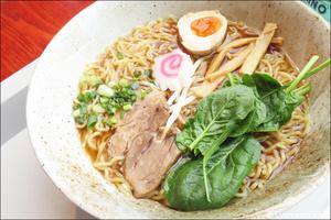 3 ramen plat restaurant japonais asiatique ramen djizan lyon selection Ramen Djizan