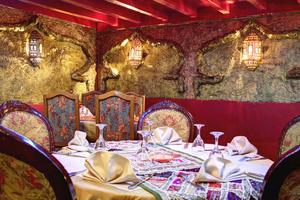 002 Rani Raja restaurant Indien Vieux Lyon salle Rani Raja