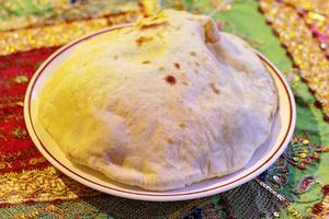 005 Rani Raja restaurant Indien Vieux Lyon naan fromage Rani Raja