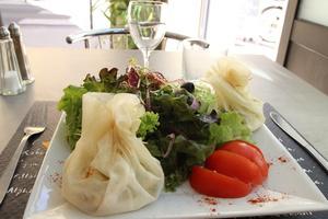 006 Recto Verso restaurant vegetarien salade  Recto Verso
