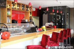 5 comptoir bar red cafe lyon restaurant bar brasserie Red Café