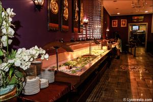 002 buffet restaurant cocoo lyon Restaurant Cocoo