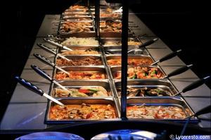 004 buffet restaurant cocoo lyon selection Restaurant Cocoo