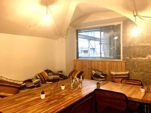 06 mezzanine Sans Titre restaurant Lyon Sans Titre