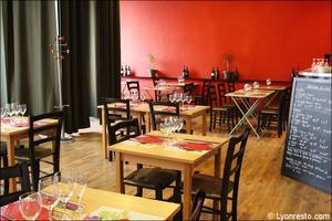 03 salle ensemble restaurant italien sapori e colori lyon Sapori e Colori