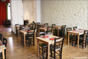 06 salle arches restaurant italien sapori e colori lyon Sapori e Colori