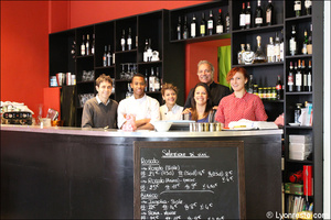 Le restaurant Sapori e Colori à 69003 Lyon recommandé