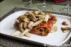 Photo  091-lasagnes-plat-restaurant-italien-sapori-e-colori-lyon.jpg Sapori e Colori