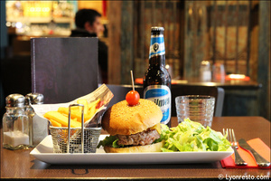 4 burger plat restaurant suelta verde cite internationale lyon mexicain Suelta