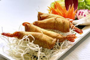 007 Thai Harmonie restaurant thailandais lyon brotteaux entree Thai Harmonie