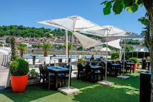 00015 vue exceptionnelle restaurant next lounge trevoux The Next Lounge