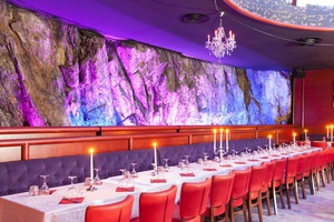 08 salle restaurant tresors Lyon restaurant dansant karaoke Tresor's