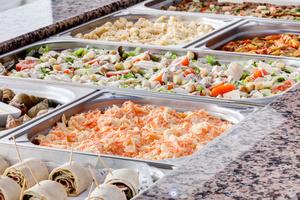 0002 buffet W Restaurant Lyon Bron W Restaurant