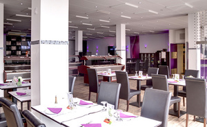 0003 tables buffet W Restaurant Lyon Bron lyonresto W Restaurant