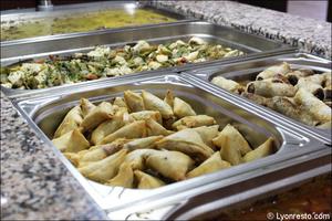 012 buffet cuisine monde w restaurant bron W Restaurant